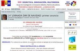 24ª jornada DIM, una cita para el 13 de diciembre en Barcelona | Educación a Distancia y TIC | Scoop.it