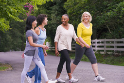 The Benefits of Walking for People With COPD   Pulmonary Rehab   Scoop.it