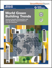 World Green Building Trends SmartMarket Report: Business Imperative and Market Demand Driving Green | Green Buildings | Scoop.it