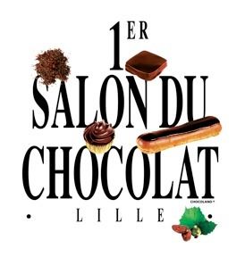 1ère édition du salon du chocolat de Lille