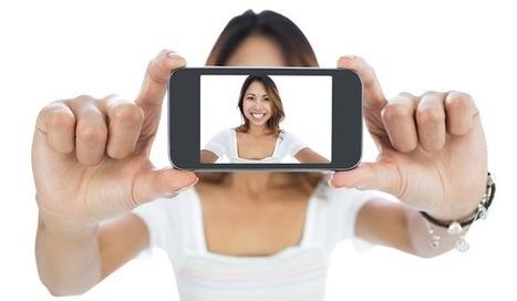 Infographic: What types of images are posted on Facebook?   Droit à l'image sur les réseaux sociaux   Scoop.it