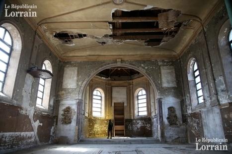 Yutz Une église laissée à l'abandon depuis 30 ans...   L'observateur du patrimoine   Scoop.it