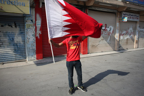 Bahrain: Breathing in the dark - In Pictures - Al Jazeera English | Human Rights and the Will to be free | Scoop.it