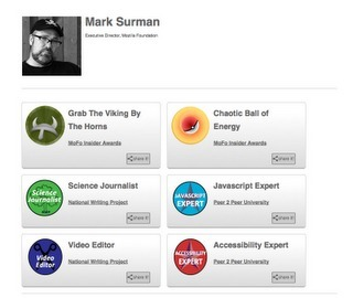 The corridor of uncertainty: Badges of learning | Badges for Lifelong Learning | Scoop.it