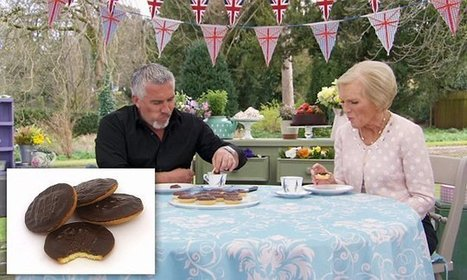 The Bake Off effect strikes again! Searches for Jaffa Cakes SOAR | Candy Buffet Weddings, Events, Food Station Buffets and Tea Parties | Scoop.it