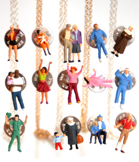 Des bijoux comme sortis des jeux d'enfant... | Shop & Fun | Scoop.it