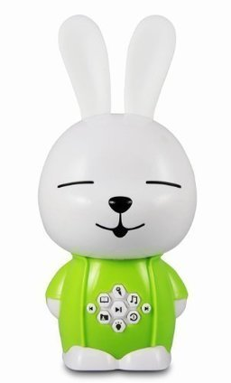 Green and White Rabbit Childrens Digital MP3 Player Top Gift for Young Kids | Home and Garden | Scoop.it