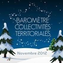 (INFOGAPHIE) Collectivites Territoriales et Reseaux Sociaux NOVEMBRE 2012 | Etourisme pour les débutants | Scoop.it