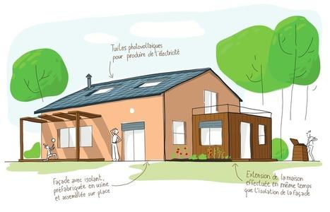 L'Ademe propose un document pour imaginer le logement en 2050 - la maison bois par maisons-bois.com | Au jour le jour | Scoop.it
