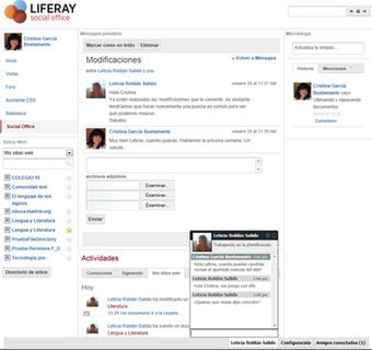 Formación corporativa: Portales de Conocimiento Colaborativos | Entornos Personales de Aprendizaje | Scoop.it