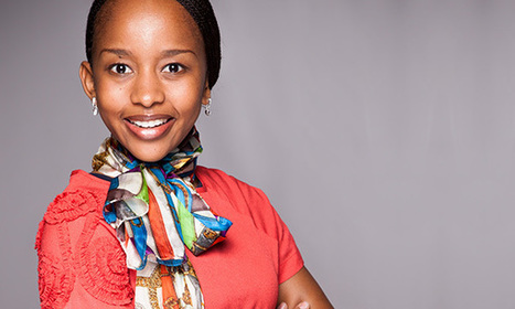 Women of excellence: Lynette Ntuli, icon of young business leadership | Soup for thought | Scoop.it