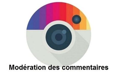 Instagram permet aux comptes pros de modérer les commentaires | Social Media Curation par Mon Habitat Web | Scoop.it