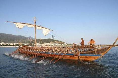 Greece, replica of the Argo ship at museum - General news - ANSAMed.it | Humanidades | Scoop.it