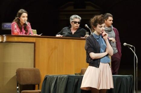 Avec «Nouveau Roman», Chritophe Honoré invente un nouveau théâtre (Avignon in) | Art et Culture, musique, cinéma, littérature, mode, sport, danse | Scoop.it