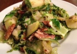 Shredded Sweet Sprouts - Brussels Sprouts for the Whole Family | Healthy Whole Foods | Scoop.it