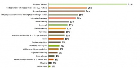 Surveys: Most SMBs Use Social Media but Few Find It 'Effective' | GoGo Social - B2B SMB Opportunity | Scoop.it