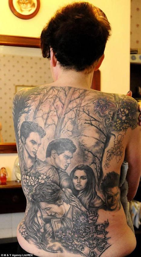 10 Most Badass Fan Tattoos | Strange days indeed... | Scoop.it
