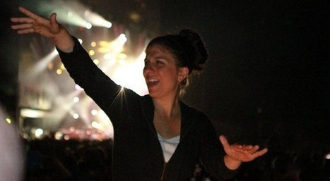 Métier: interprète pour concerts de rap en langue des signes | Slate | La revue de presse de 69ème Avenue | Scoop.it