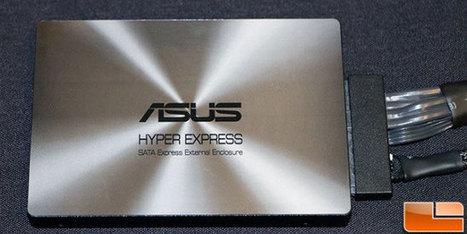 Asus, HyperXpress serisi yeni nesil SSD sürücülerini tanıttı | Maxitekno.net | Scoop.it