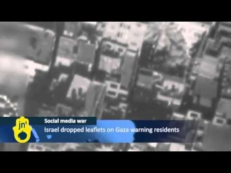 Cyber warfare between Israel and Hamas - EJU Media | Jewish Education Around the World | Scoop.it