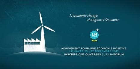 LH Forum au Havre : rendez-vous du 25 au 27 septembre 2013   LeHavre.fr   Economie Positive   Scoop.it