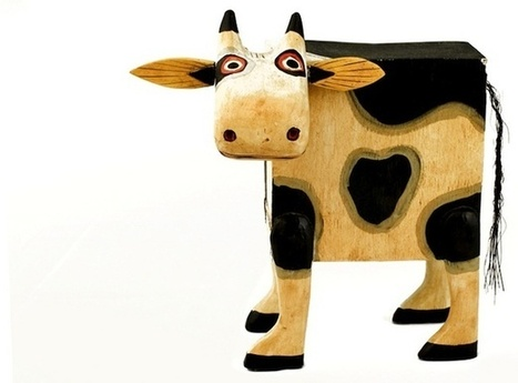 The Mathematical Formula That Proves Cow-Tipping Is a Myth   teacher student   Scoop.it