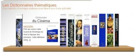 Dictionnaires Larousse | Ressources d'autoformation dans tous les domaines du savoir  : veille AddnB | Scoop.it