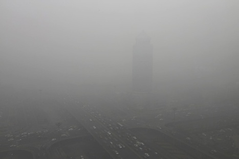 Intense Smog Is Making Beijing's Massive Surveillance Network Practically Useless | Atlantic Cities | Emergent Digital Practices | Scoop.it