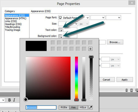 Tech Hub: How to make Web Page by Dreamweaver | WebsitePages | Scoop.it