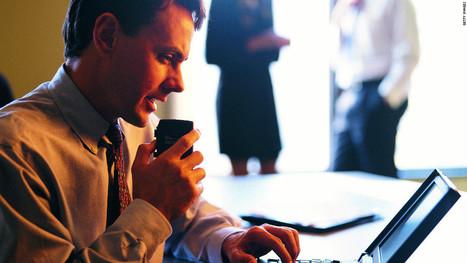 Top 10 disappearing office trends - CNN.com | Arena poslovnih rešitev in ArenaLab | Scoop.it