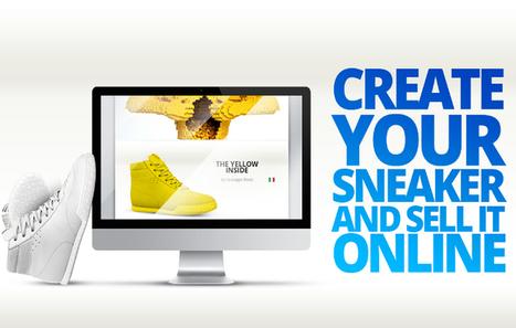 AliveShoes : Créez votre marque de baskets | Sneakers_me | Scoop.it