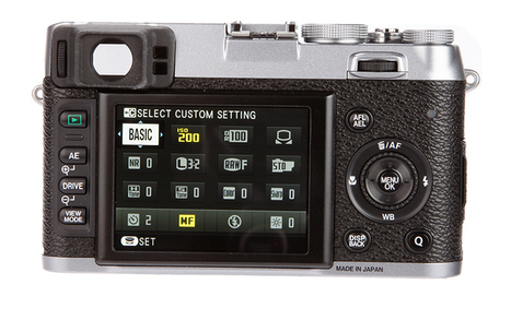 Fujifilm X100S review | Compact camera reviews | tests and specs | What Digital Camera | Fuji X System | Scoop.it