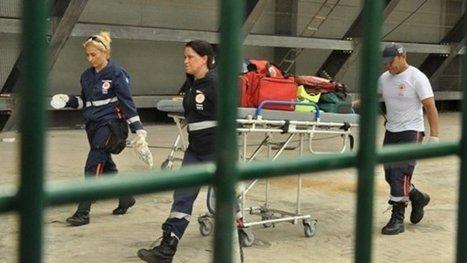 Murió el octavo obrero durante obras para el Mundial de Fútbol - InfoBAE.com | mundial | Scoop.it
