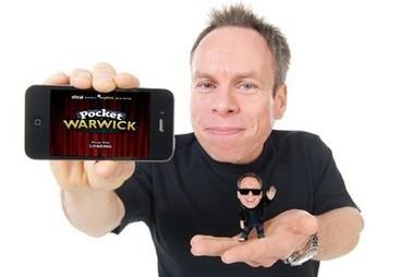 Interview: Warwick Davis on Pocket Warwick, Life's Too Short & Star Wars   Matmi Staff finds...   Scoop.it