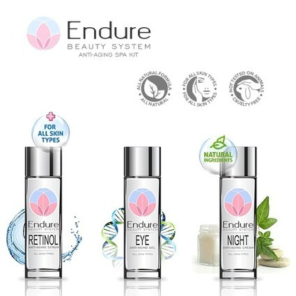 Endure Beauty System Review - READ out the REASONS to BUY this Product!!   Look Younger Than Everybody Of Your Age.   Scoop.it