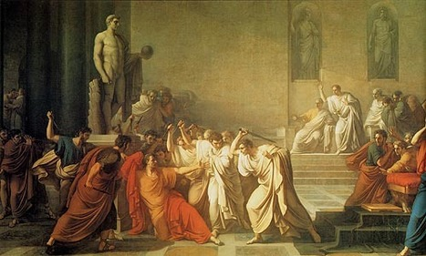 Ides of March Marked Murder of Julius Caesar | Personal | Scoop.it