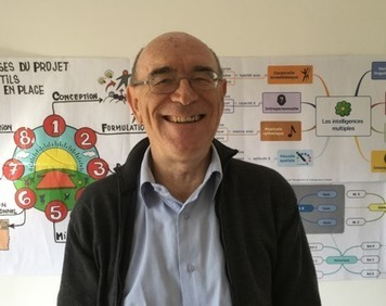 Pierre Mongin et les cartes mentales en éducation | Conceptual Map | Scoop.it
