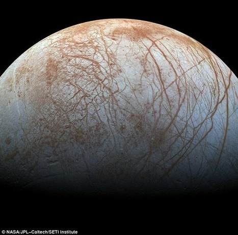 Nasa reveals robot that could spot life in Europa's underground oceans | Lauri's Environment Scope | Scoop.it