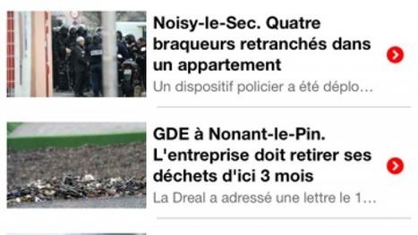 Appli Ouest-France: Recevez les alertes infos de votre commune   Les médias face à leur destin   Scoop.it