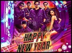 Happy New Year Trailer,Poster,Star cast,Review and Release date | Bollywood Movies | Scoop.it