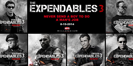 Watch The Expendables 3 Online Free | Watch or Download Upcoming  Popular Films 2014 | Scoop.it
