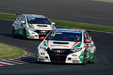 WTCC news: Honda retains Tarquini and Monteiro for 2014 WTCC season | Motorsport News | Scoop.it