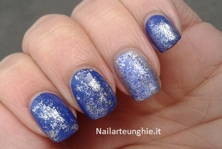 Unghie Screziate: Tutorial Nail Art Facile - Nail Art & Unghie | nail art e unghie | Scoop.it