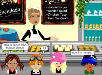 Serious Games Helping Kids Understand Food Labels   World Changing Games   Scoop.it