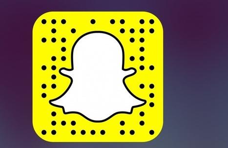 Snapchat Hidden Features: How To Customize Your QR Code For Better ... - iDigitalTimes.com | QR Code Art | Scoop.it