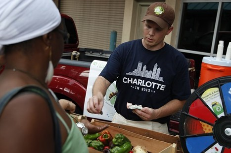 Mobile produce truck leaves a lasting legacy - CL Charlotte | Developing Policies for Improved Access to Healthier Foods | Scoop.it