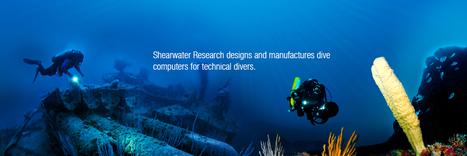 Decompression Diving | Dive Computers | Scoop.it