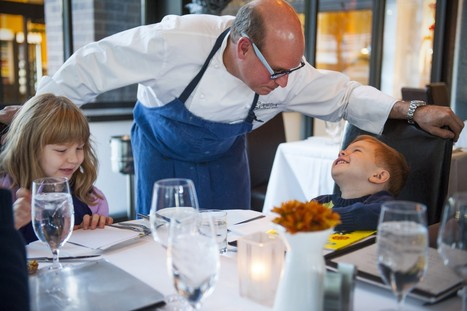 Advocates want restaurants to stop catering to young diners with kids' menus | enjoy yourself | Scoop.it