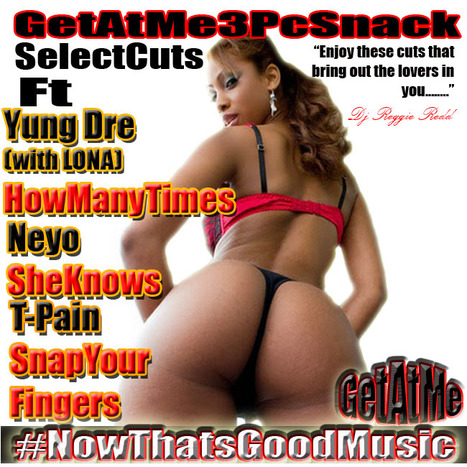 GetAtMe3PcSnackView ft YungDre (HowManyTimes) Neyo (SheKnows) & T-Pain (SnapYourFingers) | GetAtMe | Scoop.it