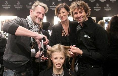 Peinados de la Berlin Fashion Week 2013, la propuesta de los ... | Fashion | Scoop.it